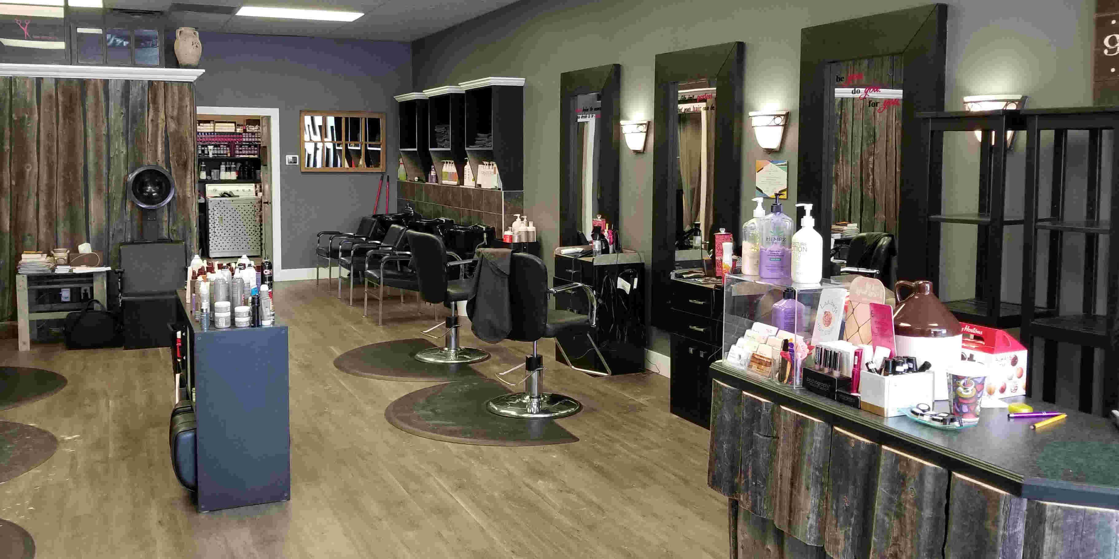 Sharper Image Hair Design logo