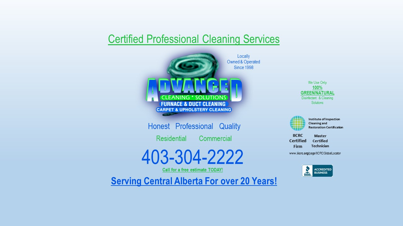 Commercial HVAC & Airduct Cleaning logo