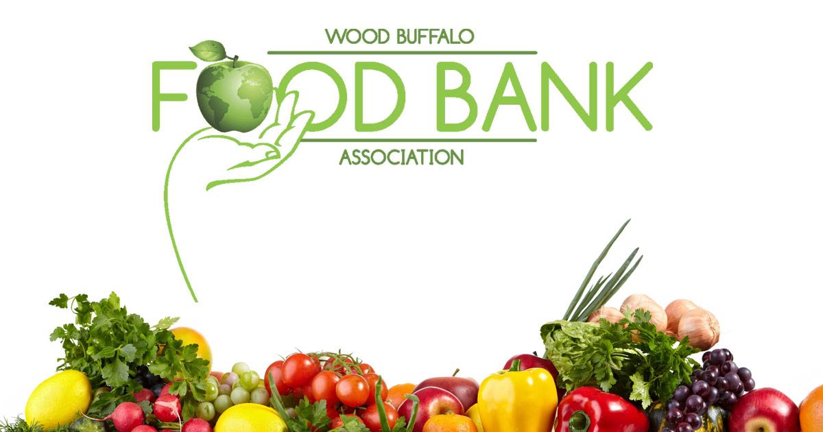 Wood Buffalo Food Bank logo