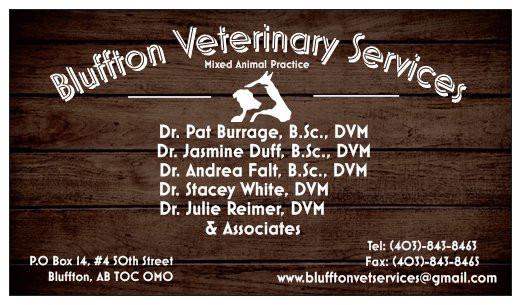 Burrage Veterinary Services logo