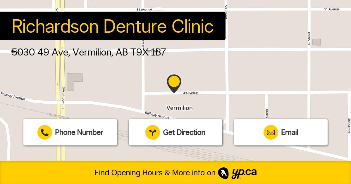 Richardson Denture Clinic logo
