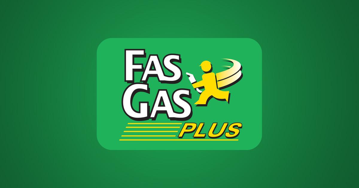 Fas Gas Plus logo