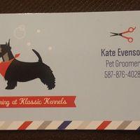 Grooming By Kate logo