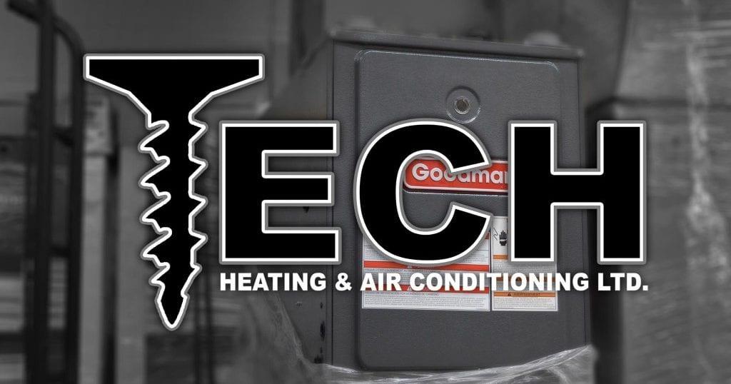 Tech Heating & Air Conditioning Ltd logo