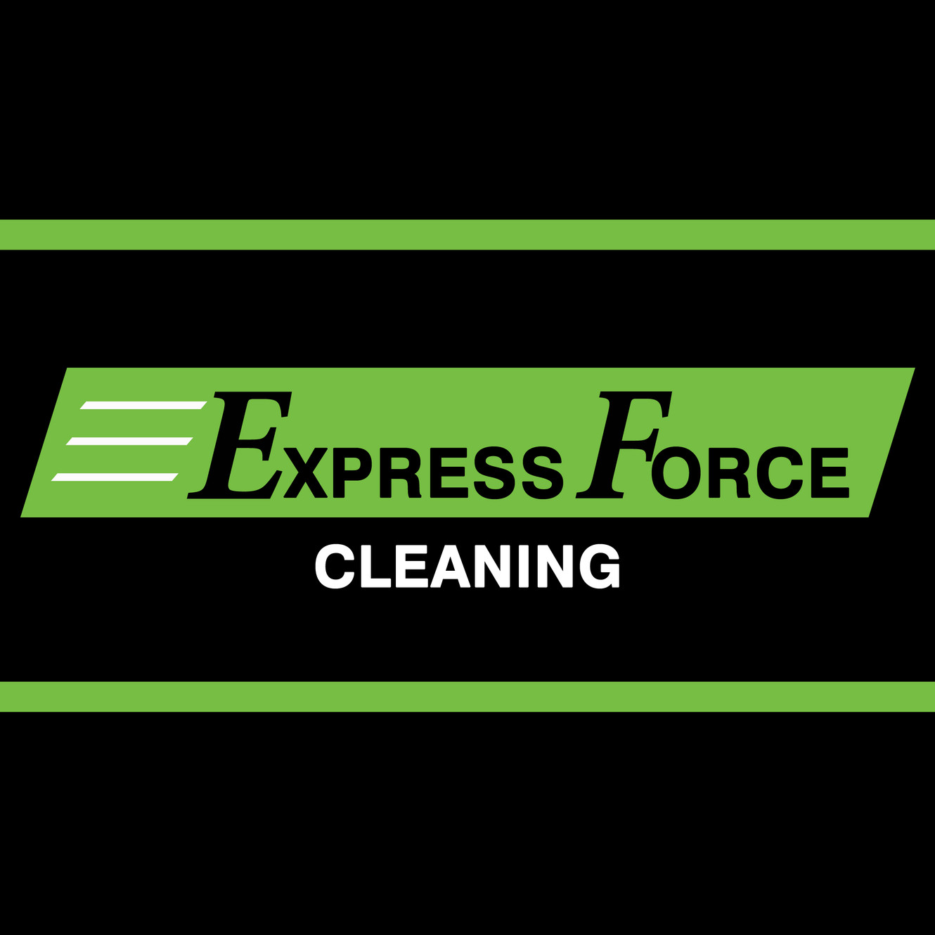 Express Force Cleaning logo