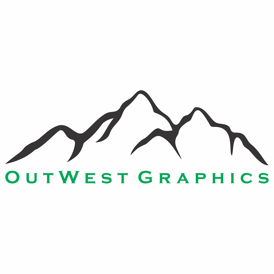OutWest Graphics logo