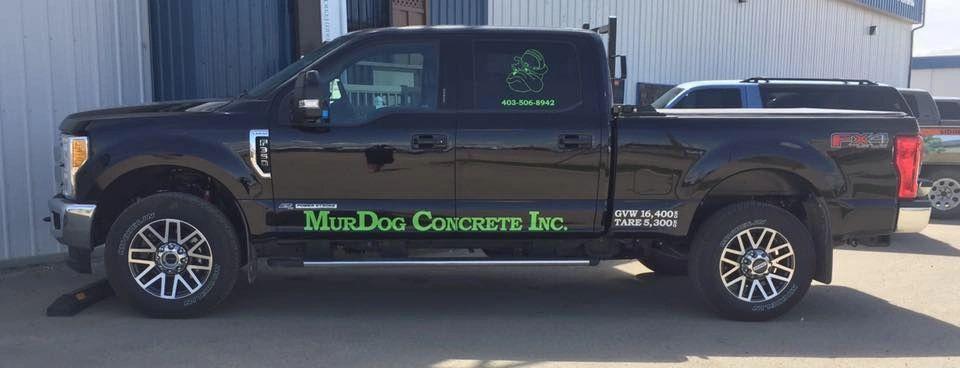 Murdog Concrete Inc logo