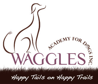 Waggles Academy for Dogs Inc logo