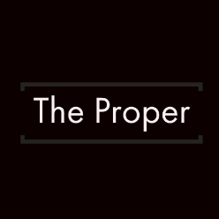 The Proper logo