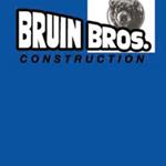 Bruin Bros Construction logo