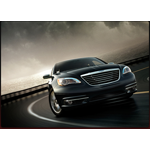 Denham Chrysler Lloydminster logo