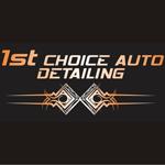 1st Choice Auto Detailing logo