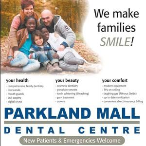 Photo uploaded by Parkland Mall Dental Centre