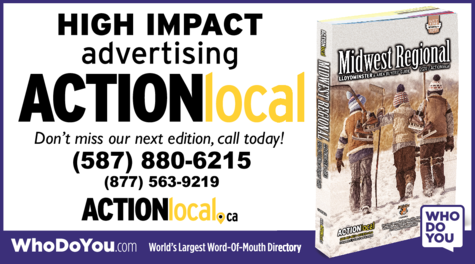 Print Ad of Action Local