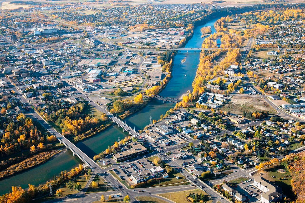 Picture for Red Deer, AB
